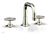 WORKS Widespread Faucet - Low Spout 220-03