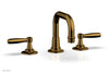 WORKS Widespread Faucet - Low Spout 220-04