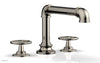 WORKS 2 Deck Tub Set - Cross Handles 221-40