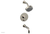BASIC II Pressure Balance Tub and Shower Set 230-26