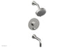 BASIC II Pressure Balance Tub and Shower Set 230-27