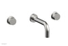 BASIC II Wall Tub Set 230-57