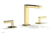 "MIX Widespread Faucet - Lever Handles 6-3/4"" Height 290-02"