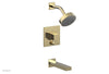 STRIA Pressure Balance Tub and Shower Set 291-29