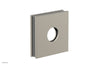 "Square Flange with ""Grey"" Accent 3-722"
