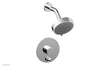 BASIC II Pressure Balance Shower and Diverter Set (Less Spout) 4-188