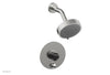 BASIC II Pressure Balance Shower and Diverter Set (Less Spout) 4-190
