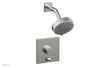 BASIC II Pressure Balance Shower and Diverter Set (Less Spout) 4-192
