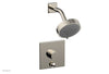 BASIC II Pressure Balance Shower and Diverter Set (Less Spout) 4-193