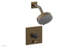 BASIC II Pressure Balance Shower and Diverter Set (Less Spout) 4-194