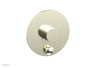 BASIC II Pressure Balance Shower Plate with Diverter and Handle Trim Set 4-197