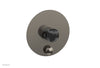 BASIC II Pressure Balance Shower Plate with Diverter and Handle Trim Set 4-198