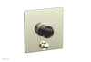 BASIC II Pressure Balance Shower Plate with Diverter and Handle Trim Set 4-202
