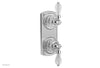 "REGENT CUT CRYSTAL 1/2"" Thermostatic Valve with Volume Control or Diverter 4-206"
