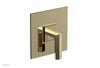 "DIAMA 1/2"" Thermostatic Shower Trim, Lever Handle 4-560"