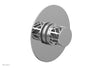 "JOLIE - Thermostatic Shower Trim, Round Handle with ""Grey"" Accents 4-592"