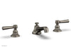 HEX TRADITIONAL Widespread Faucet Lever Handles 500-02
