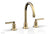 HEX MODERN Widespread Faucet - Lever Handles 501-04