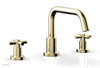 BASIC Deck Tub Set - Tubular Cross Handles D1136D
