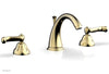 REVERE & SAVANNAH Widespread Faucet D202
