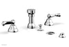Four Hole Bidet Set