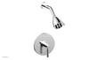 BASIC Pressure Balance Shower Set - Lever Handle DPB3130