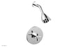 BASIC Pressure Balance Shower Set - Blade Cross Handle DPB3137