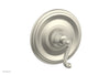 "REVERE & SAVANNAH 1/2"" & 3/4"" Thermostatic Shower Trim, Curved Lever Handle DTH102"