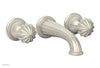 GEORGIAN & BARCELONA Wall Tub Set - Round Handles K1361