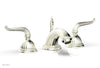 GEORGIAN & BARCELONA Widespread Faucet - Low Spout K141