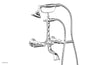 BASIC Exposed Tub & Hand Shower - Lever Handle K2393-06