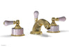 VERSAILLES Widespread Faucet - Pink Onyx K243