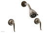 GEORGIAN & BARCELONA Two Handle Shower Set K3141