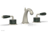VALENCIA Widespread Faucet Green Marble K338F