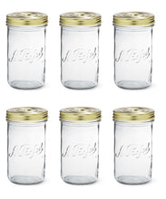 Load image into Gallery viewer, Le Parfait Familia Wiss Terrine Jars