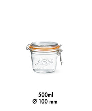 Load image into Gallery viewer, Le Parfait Super Terrine Jars