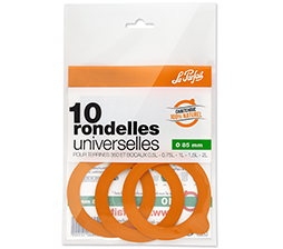 Le Parfait Super Rubber Seals  85mm
