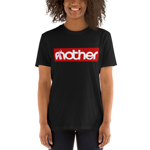 dïgïtâl pïńk limited edition Breast Cancer Mother shirt (black)