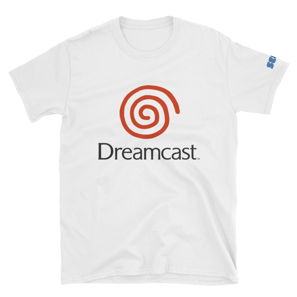 Games Collection: SEGA Dreamcast logo