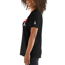 Load image into Gallery viewer, dïgïtâl pïńk limited edition Breast Cancer shirt