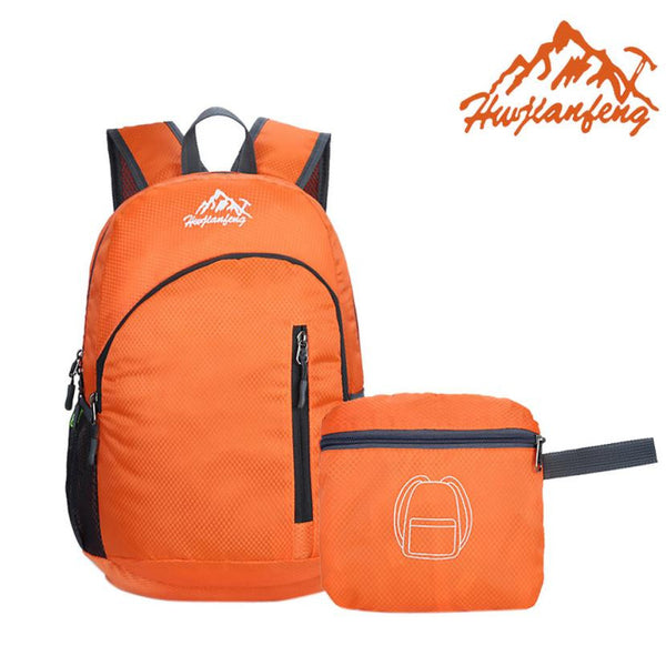 Waterproof Nylon Travel Backpack - Go Outdoor Life