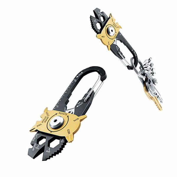 20 In 1 Outdoor Multi Tool Key - Go Outdoor Life