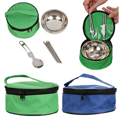 3 in 1 Cutlery Set - Go Outdoor Life