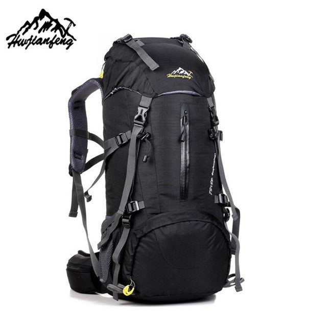 50 L Waterproof Folding Backpack - Go Outdoor Life