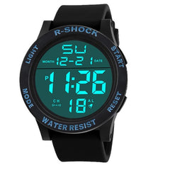 Outdoor Light Military Wristwatch - Go Outdoor Life