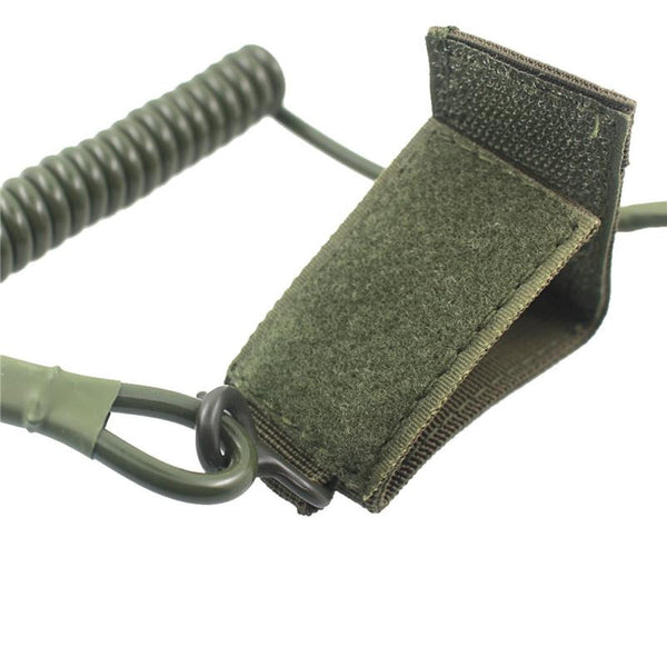 Anti-lost Tactical Stretching Rope - Go Outdoor Life