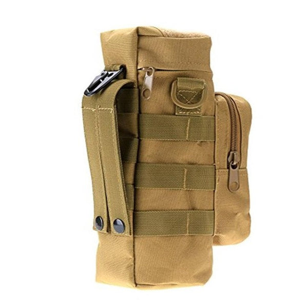 Tactical Military Nylon Backpack - Go Outdoor Life