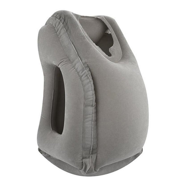 Inflatable Travel Pillow - Go Outdoor Life