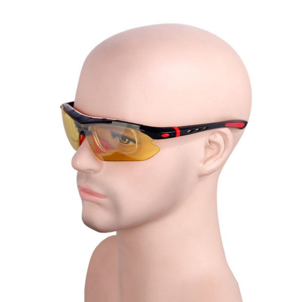 Outdoor Polarized Cycling Glasses - Go Outdoor Life