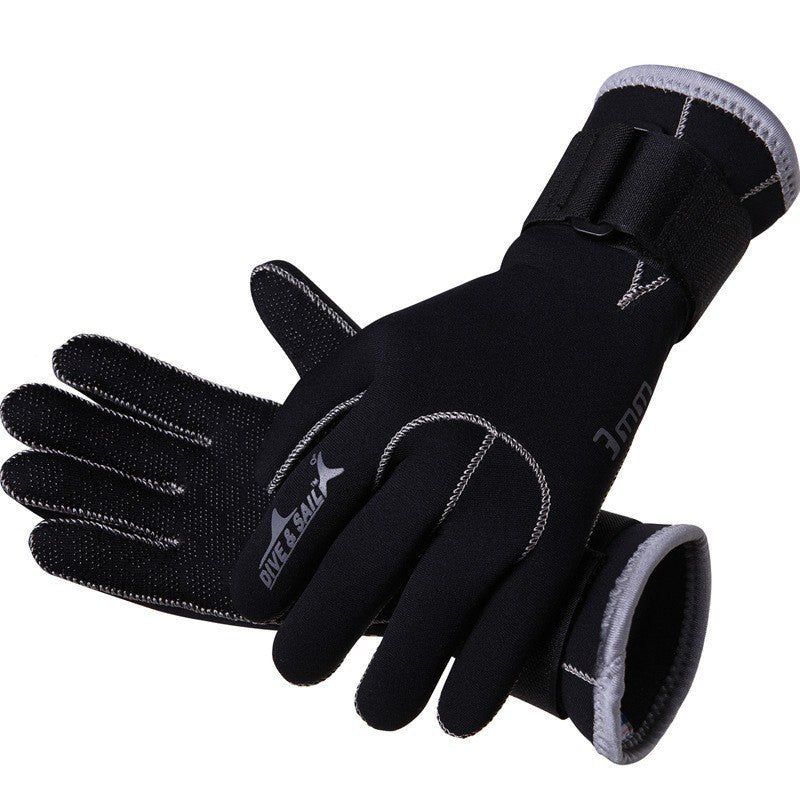 3MM Neoprene Scuba Dive Gloves - Go Outdoor Life